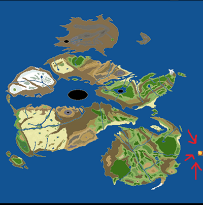 Mimic Island