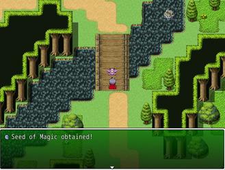 SeedofMagic Forest of Spirits