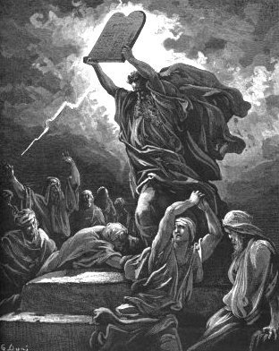File:Moses by dore.jpg