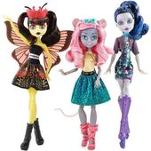 Doll stockphotography - Boo York, Boo York - City Ghouls 3-pack