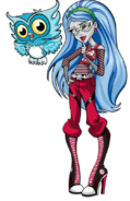 Profile art - Ghoulia Secret Creepers