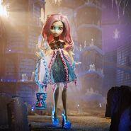 Diorama - haunted Rochelle