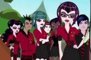 Fright On! vampires grumpy