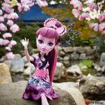 Diorama - waving from Japan