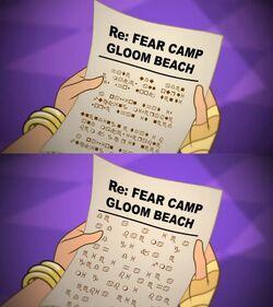 Beast Friends - message comparison