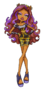 Profile art - GNO Clawdeen