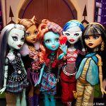 Diorama - Lorna's group photo