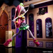 Diorama - Marisol's slam dunk