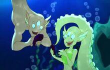 Falling Spirits - Squid duo