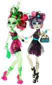 Doll stockphotography - Zombie Shake Venus and Rochelle II