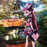 Diorama - Japanese bridge