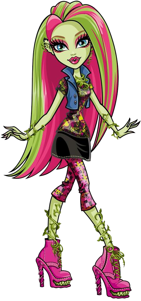 Venus mcflytrap monster high wiki fandom powered by wikia - Image monster high ...