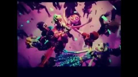 Who already saw Welcome To Monster High