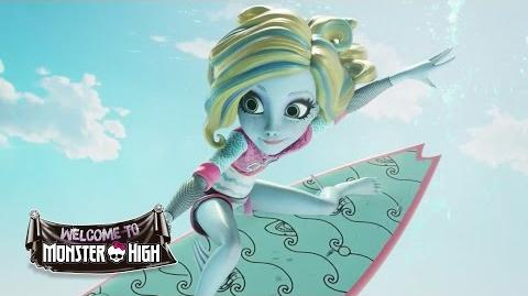 Lagoona Arrives with a Splash Welcome to Monster High Monster High