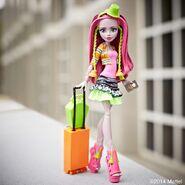 Diorama - Marisol's suitcases