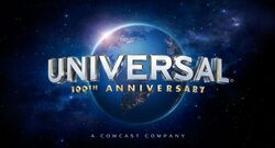 Universal Pictures's logo.