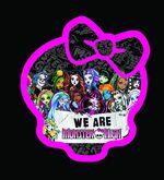 Tumblr - we are monster high skullette
