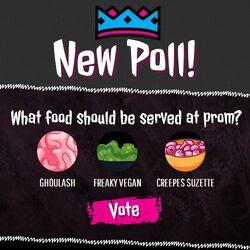Prom 2014 - food poll