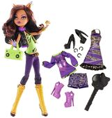 Doll stockphotography - I Heart Fashion Clawdeen