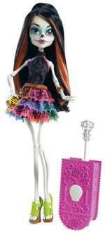 Doll stockphotography - Scaris City of Frights Skelita