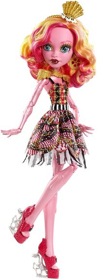 Doll stockphotography - Freak Du Chic Gooliope II