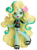 Vinyl figure stockphotography - Basic Lagoona