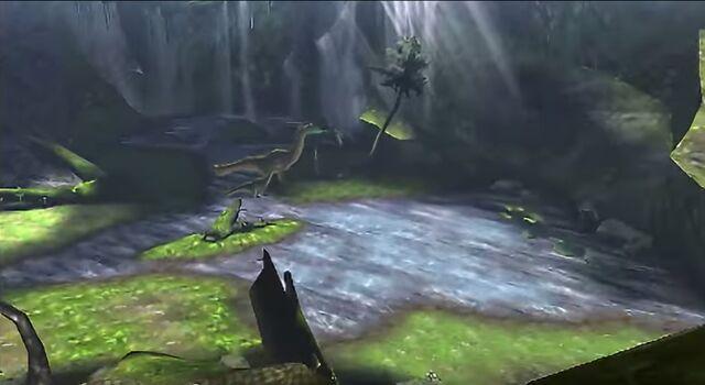 File:MHGen-Jurassic Frontier Screenshot 001.jpg