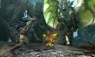 MH4U-Azure Rathalos Screenshot 010