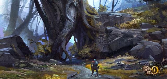 File:MHO-Dark Veil Forest Concept Art 004.jpg