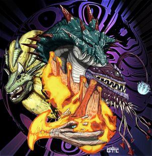 Monster hunter leviathans by lynxkano-d2wljtu