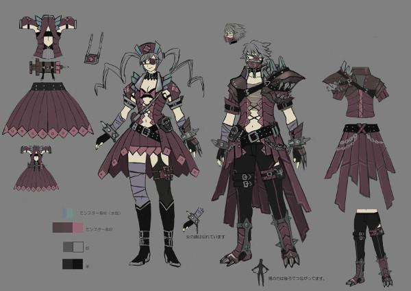 File:FrontierGen-Bronte Armor Concept Artwork 001.jpg