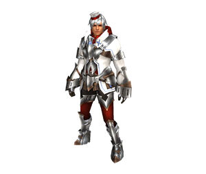 FrontierGen-Bande Armor (Male) (Both) (Front) Render 002
