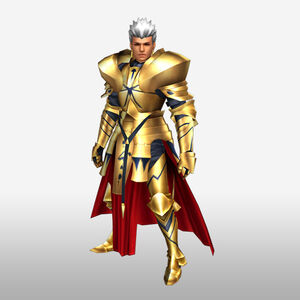 FrontierGen-Hero King Armor 014 (Male) (Both) (Front) Render