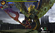 MH4U-Gold Rathian Screenshot 001