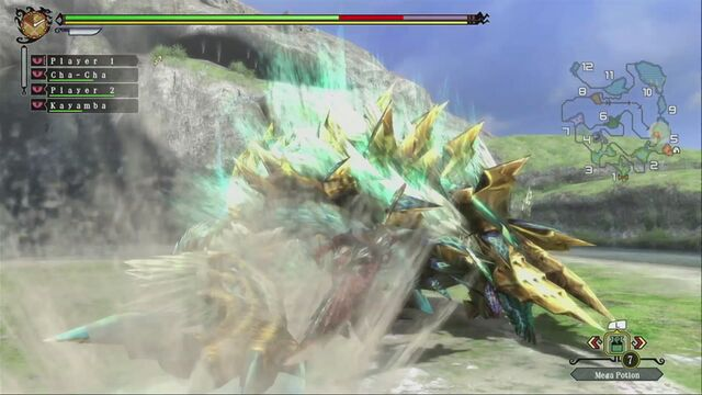 File:MH3U Zinogre vs hunter 09.jpg