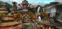 MHGen-Yukumo Village Screenshot 001