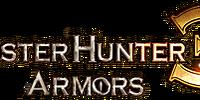 MH3: Gunner Armors+