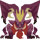 File:MH10th-Teostra Icon.png
