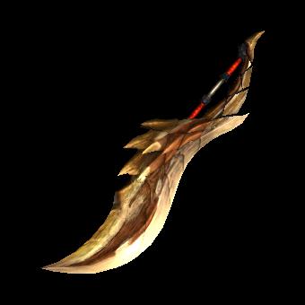 MH4U-Great Sword Render 016