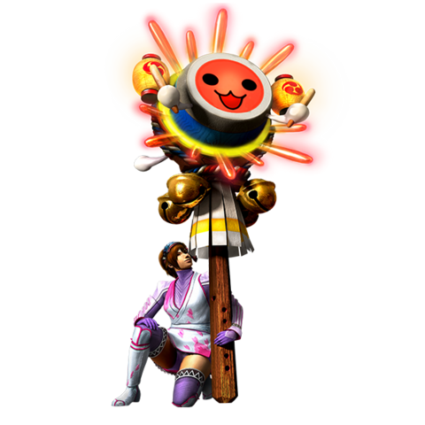 File:MH4U-Hunting Horn Equipment Render 002.png