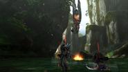 MHP3-Silver Rathalos Screenshot 018
