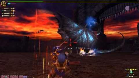Kogath - Monster Hunter Frontier G3 - G Rank ミラボレアス (Fatalis) Level 42
