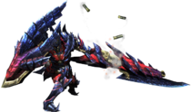 MHGen-Gunlance Equipment Render 001