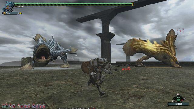 File:FrontierGen-Aruganosu and Goruganosu Screenshot 001.jpg