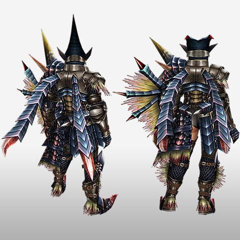 File:FrontierGen-Beru Armor (Gunner) (Back) Render.jpg