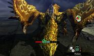 MH4U-Gold Rathian Screenshot 008