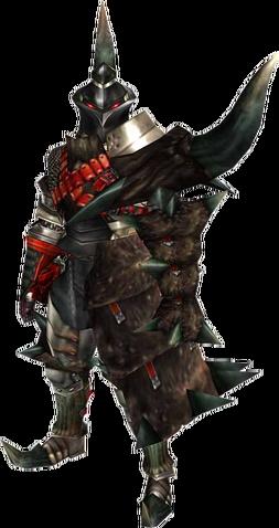 File:FrontierGen-Black Diablos G Armor (Gunner) (Male) Render 001.png