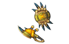 MH4-Sword and Shield Render 039