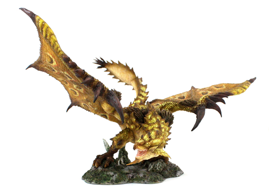 File:Capcom Figure Builder Creator's Model Gold Rathian 001.jpg