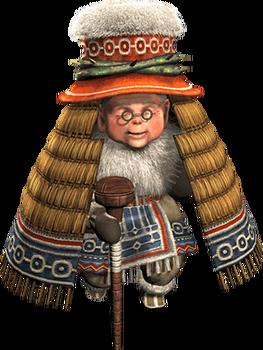 MHGen-Pokke Chief Render 001